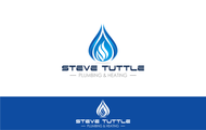 Steve Tuttle Plumbing & Heating Logo - Entry #37