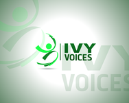 Logo for Ivy Voices - Entry #184