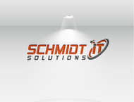 Schmidt IT Solutions Logo - Entry #8