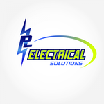 P L Electrical solutions Ltd Logo - Entry #87