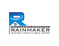 Real Estate Marketing Rainmaker Logo - Entry #41