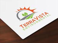 TerraVista Construction & Environmental Logo - Entry #154