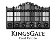 Kingsgate Real Estate Logo - Entry #44