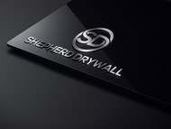 Shepherd Drywall Logo - Entry #271