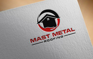 Mast Metal Roofing Logo - Entry #272