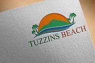 Tuzzins Beach Logo - Entry #41