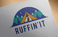 Ruffin'It Logo - Entry #60