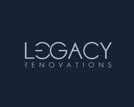 LEGACY RENOVATIONS Logo - Entry #91
