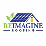 Reimagine Roofing Logo - Entry #178