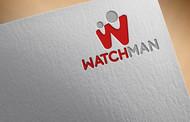 Watchman Surveillance Logo - Entry #57