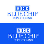Blue Chip Conditioning Logo - Entry #261