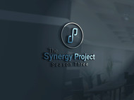 """The Synergy Project"" and place the word ""season three"" underneath in smaller front either as "" season 3"" or ""season three"" Logo - Entry #47"