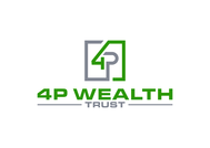 4P Wealth Trust Logo - Entry #353