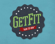 GetFit Logo - Entry #53