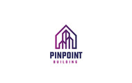 PINPOINT BUILDING Logo - Entry #111