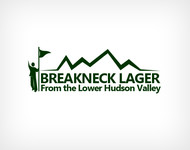 Breakneck Lager Logo - Entry #51