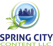 Spring City Content, LLC. Logo - Entry #2