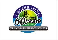 60th Anniversary of Mile High Swinging Bridge Logo - Entry #40