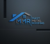 Mast Metal Roofing Logo - Entry #90