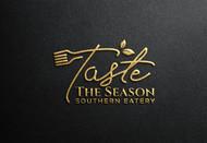 Taste The Season Logo - Entry #119