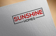Sunshine Homes Logo - Entry #283