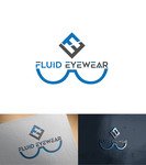 FLUID EYEWEAR Logo - Entry #104