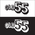 """""""OLD 55"""" - mid-century vintage furniture and wares store Logo - Entry #138"""
