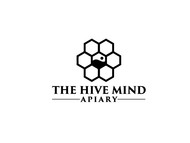 The Hive Mind Apiary Logo - Entry #78