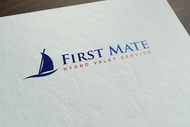 First Mate Logo - Entry #64