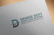 Debbie Best, Consulting Network Logo - Entry #52