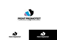 PrintItPromoteIt.com Logo - Entry #32