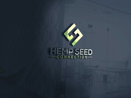 Hemp Seed Connection (HSC) Logo - Entry #19