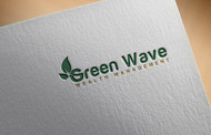Green Wave Wealth Management Logo - Entry #108