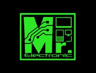Mister Electronic Logo - Entry #18