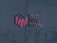 Mast Metal Roofing Logo - Entry #313