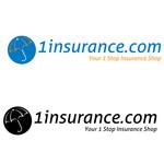 1insurance.com Logo - Entry #13