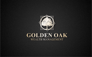 Golden Oak Wealth Management Logo - Entry #70
