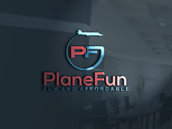 PlaneFun Logo - Entry #38