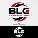 BLC Electrical Solutions Logo - Entry #328