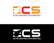 Elite Construction Services or ECS Logo - Entry #293