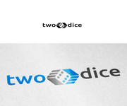 Two Dice Logo - Entry #110