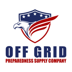 Off Grid Preparedness Supply Company Logo - Entry #65