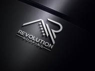 Revolution Roofing Logo - Entry #226