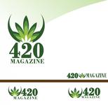 420 Magazine Logo Contest - Entry #53