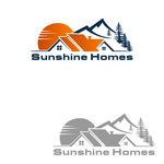Sunshine Homes Logo - Entry #366