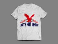 Unite not Ignite Logo - Entry #50