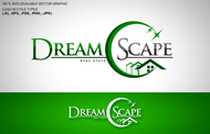 DreamScape Real Estate Logo - Entry #137