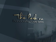 the lash co. Logo - Entry #51