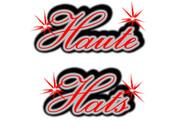 Haute Hats- Brand/Logo - Entry #16