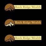 Rock Ridge Wealth Logo - Entry #456